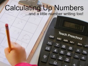 Calculating-Up-Numbers