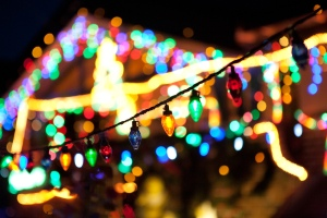 9 christmas lights